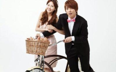 Yonghwa y Seohyun en We Got Married