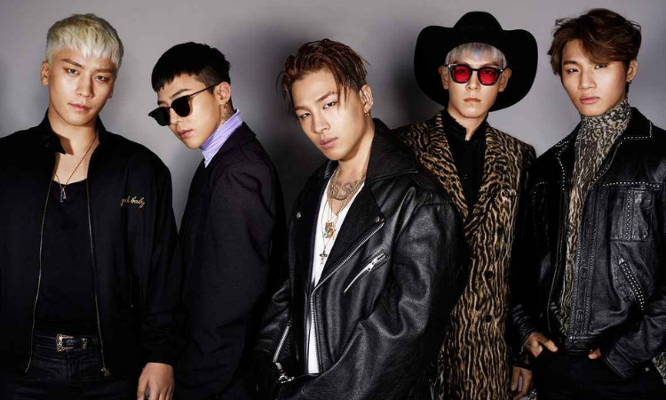 BIGBANG actualiza el perfil de sus redes sociales por primera vez en 8 años, ¿Se acerca su regreso?