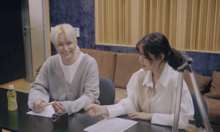 Seungsik de VICTON yYuna ex AOA estrenan el OST 'Fall in Love With You'