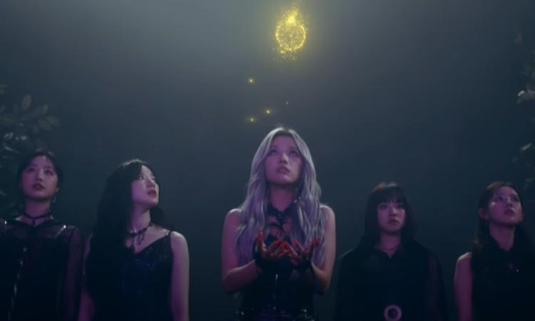 (G) I-DLE lanza mágico vídeo teaser para 'Last Dance'