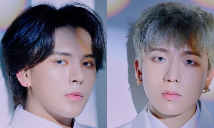 Hyunwook y OV de D-CRUNCH dan positivo para COVID-19