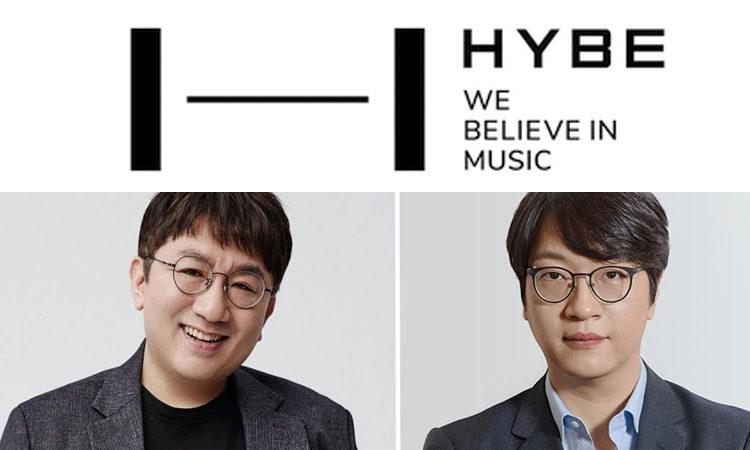 Bang Si Hyuk y Lenzo Yoon, reconocidos como jugadores poderosos de Billboard International