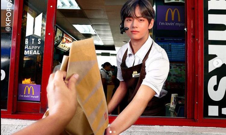 Mcdonalds entrenara de manera especial a sus empleados para el BTS MEAL