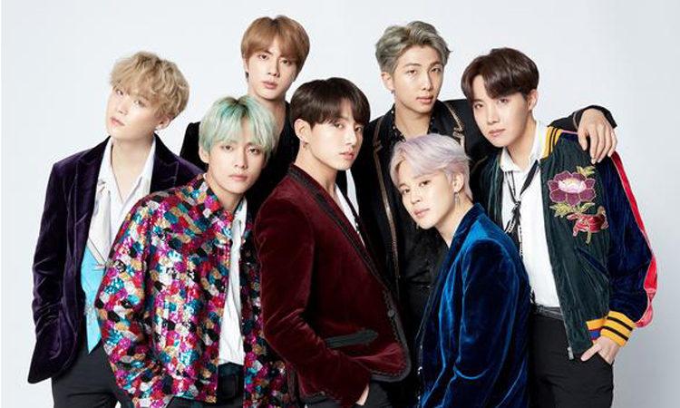 BTS es nominado en 4 categorías de los 2021 Billboard Music Awards