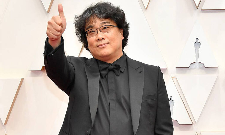 El director Bong Joon Ho es seleccionado como unos de los presentadores para los Oscar