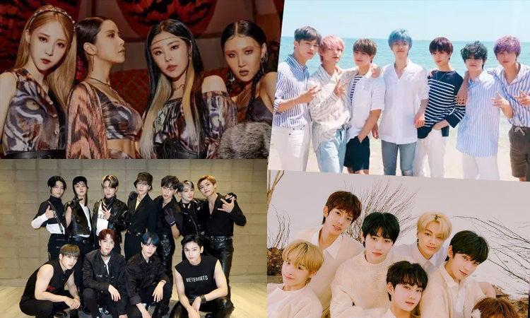 2021 Busan One Asia Festival anuncia la alineación final de artistas