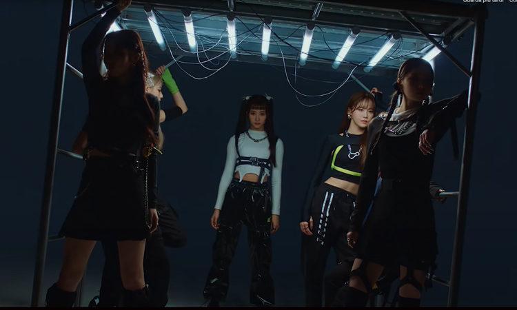 HOT ISSUE presume sus habilidades en el kpop en tu MV teaser para GRATATA