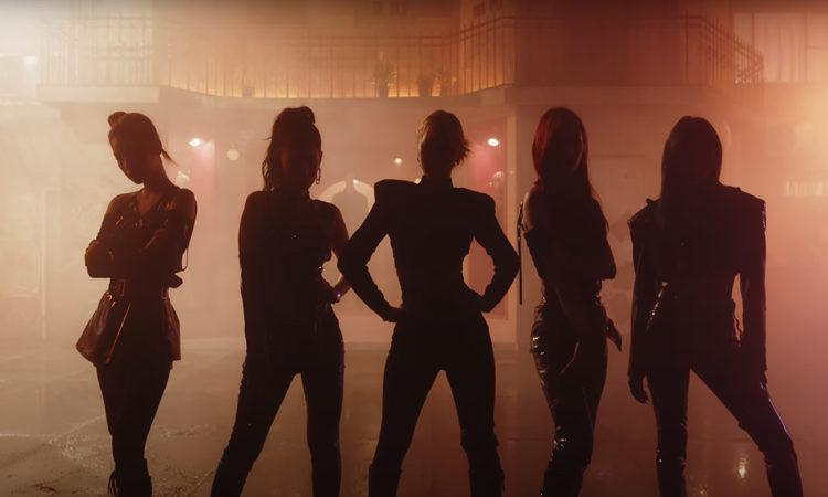 ITZY continua en el ojo del rifle en el MV teaser de M.A.F.I.A In The Morning