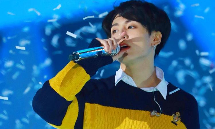 Jungkook de BTS se sincera sobre como ser un idol lo ha cambiado como persona