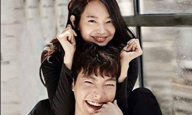 RUMORES: Kim Woo Bin y Shin Min Ah están planeando su matrimonio