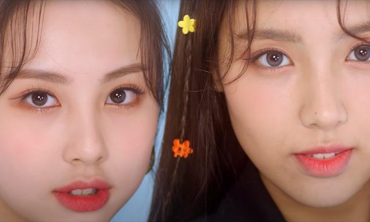 Conoce a Chowon y Jian las integrantes del nuevo rookie group LIGHTSUM