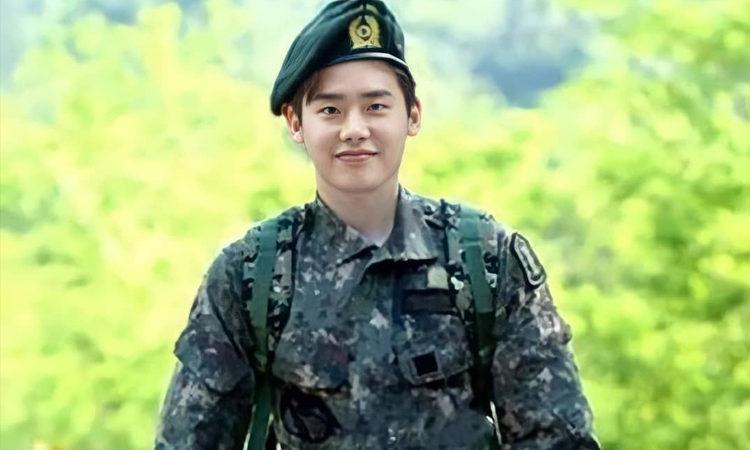 Lee Jong Suk admite que el servicio militar fue un descanso para el