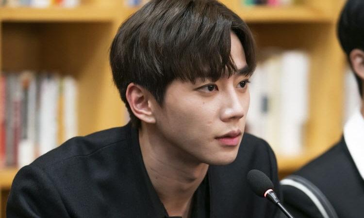 Lee Jun Young de U-KISS habla más de su personaje que es un idol dentro de Imitation