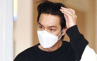 Lee Min Ho ha regresado a Corea del Sur luego de filmar Pachinko