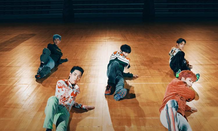 NU'EST presume de sus habilidades de baile el MV coreografico de Inside Out