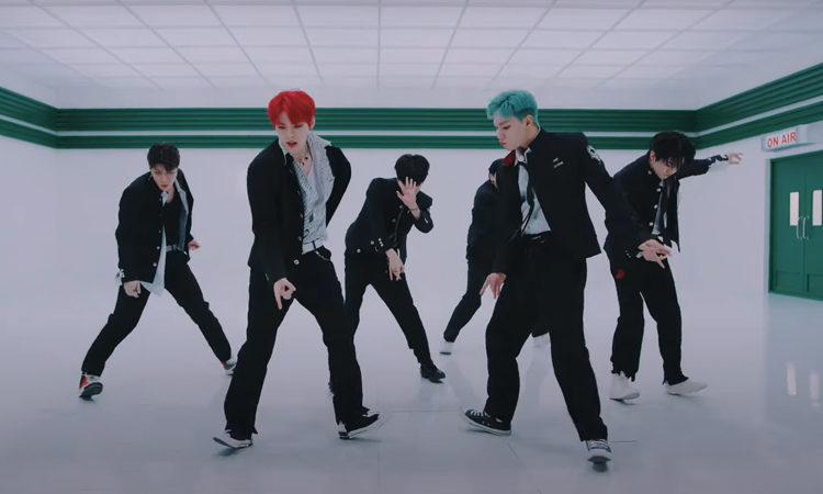 ONF presume de sus habilidades de baile en su MV teaser de Ugly Dance