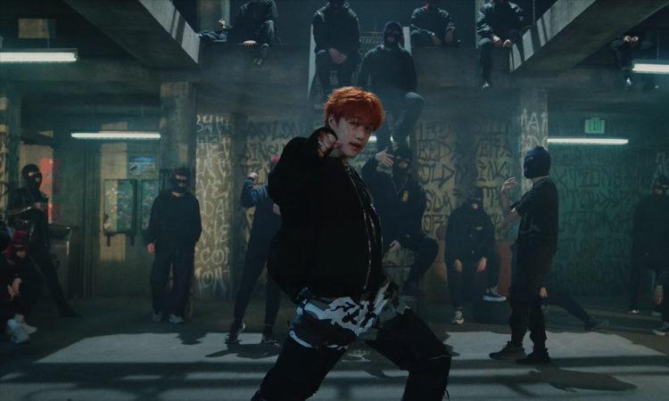 Jongseob de P1HARMONY sigue el ritmo de RESET la nueva canción de DISHARMONY: BREAK OUT'