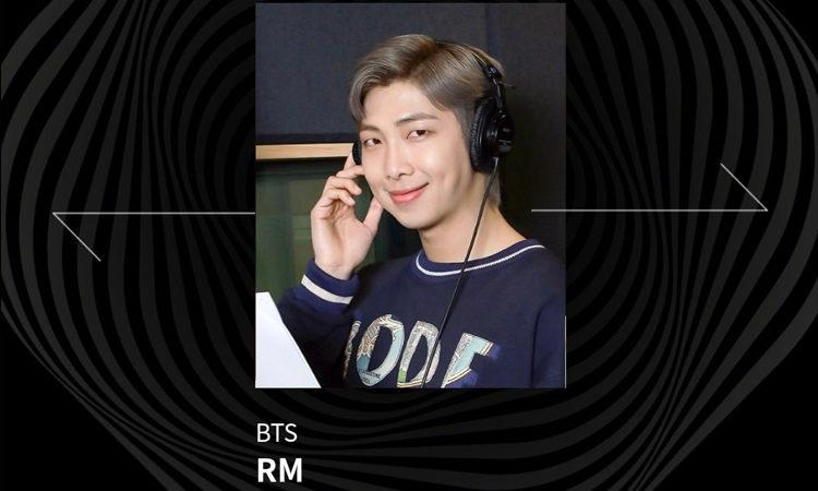 RM de BTS sera la voz oficial en el museo de HYBE INSIGHT
