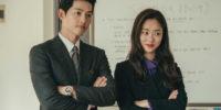 Netizen adoran a Song Joong Ki y Jeon Yeo Bin en su linda interacción fuera de cámara