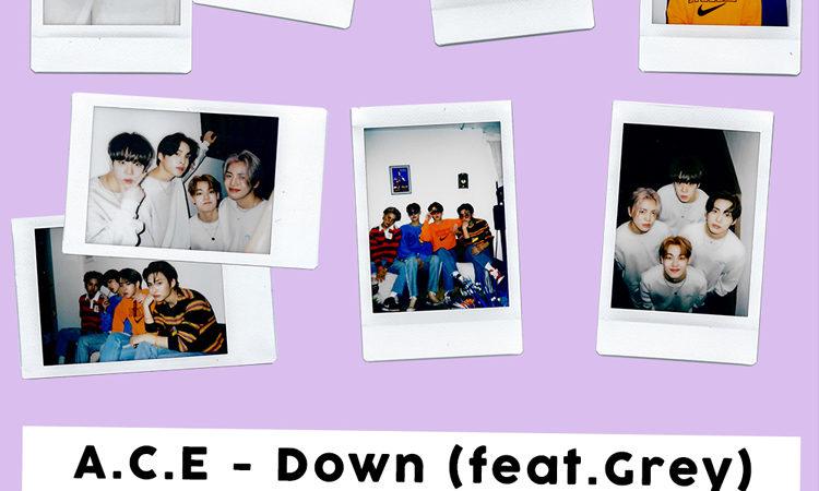 Horarios para Latam y España para el MV de A.C.E con Down ft Grey