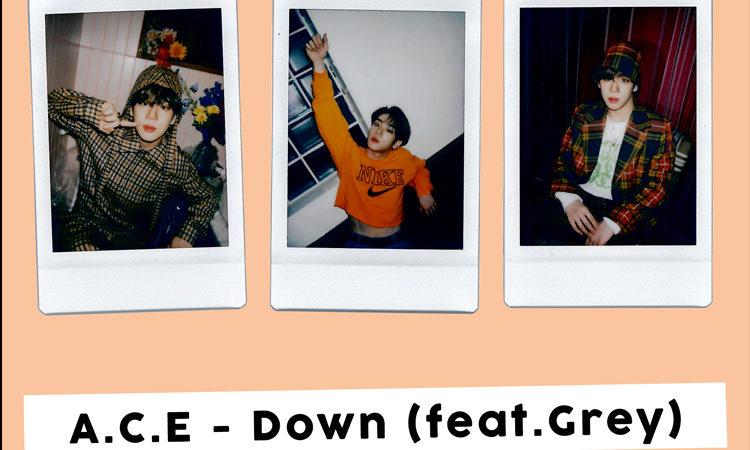 KIMBYEONGKWAN de A.C.E presenta su MV teaser con Down feat. Grey
