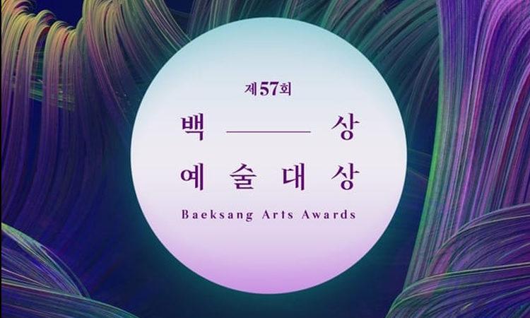 Ellos son los nominados a los 57th Baeksang Arts Awards