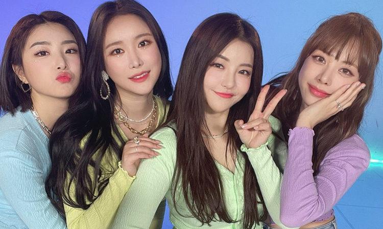 Brave Girls revela que ellas tuvieron que trabajar como bailarinas de respaldo para ganar dinero
