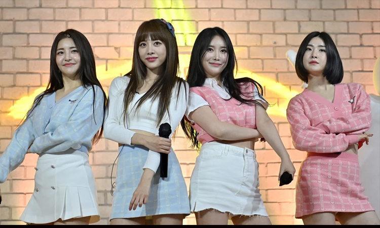 Brave Girls beats BLACKPINK e Red Velvet para a canção mais amada da história de Melon
