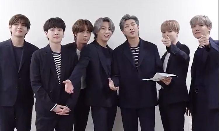 BTS es nominado en 3 categorías para los iHeartRadio Music Awards 2021