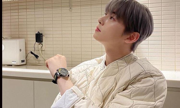 Cha Eun Woo es uno de los embajadores de 'Watch & Jewelry' de Louis Vuitton