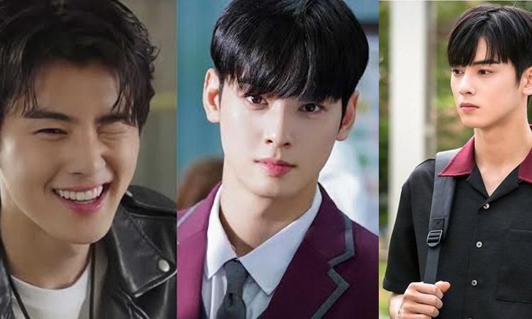 Cha Eun Woo de ASTRO revela cuál de los personajes que interpretó es más parecido a él