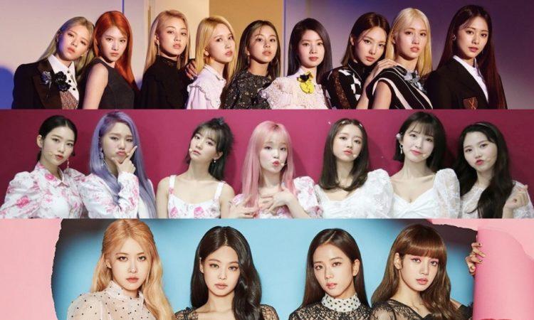 Estos son los grupos de chicas que podrían triunfar en Estados Unidos en 2021 según Forbes