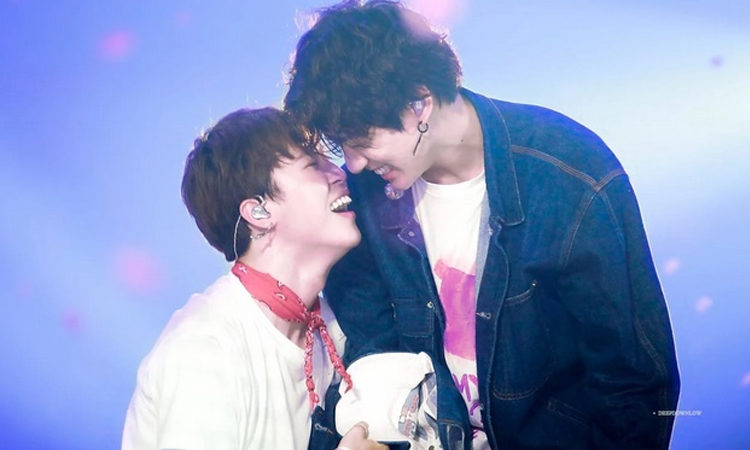 Esta es la adorable reacción de Jimin de BTS cuando la mamá de Jungkook le dice que lo ama