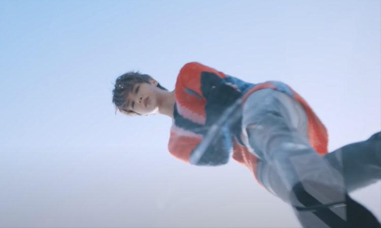 Kang Daniel continua en la búsqueda del Antidoto en su nuevo video teaser