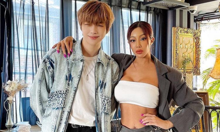 Jessi y Kang Daniel están siendo shippeados por estas fotos