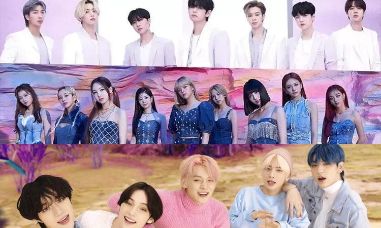 BTS, TWICE, TXT y más participaran en el concierto familiar de 31st Lotte Duty Free