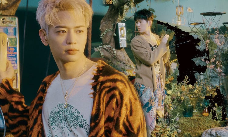 Onew y Minho de SHINee están en la búsqueda de Atlantis en sus fotos conceptos