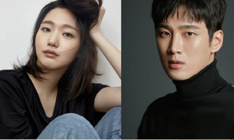 Kim Go Eun y Ahn Bo Hyun