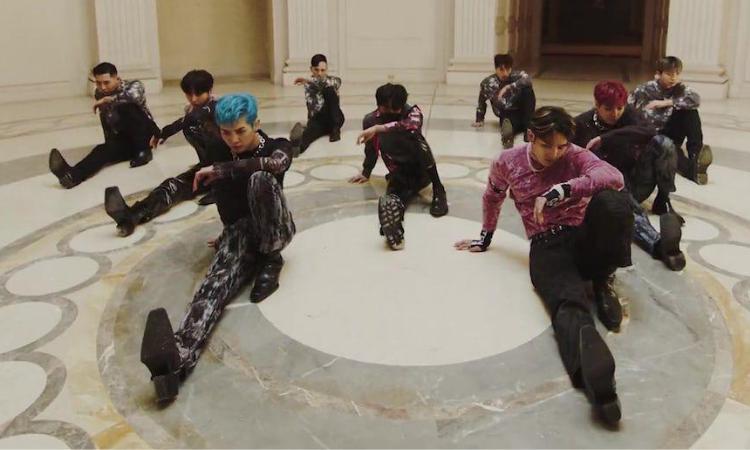 NU'EST muestra su elegancia y encanto en el MV de 'Inside Out'