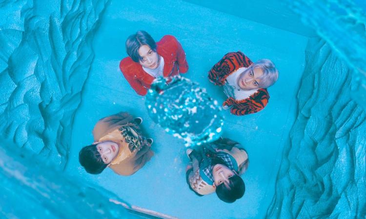 SHINee estrena el maravilloso vídeo musical de 'Atlantis'