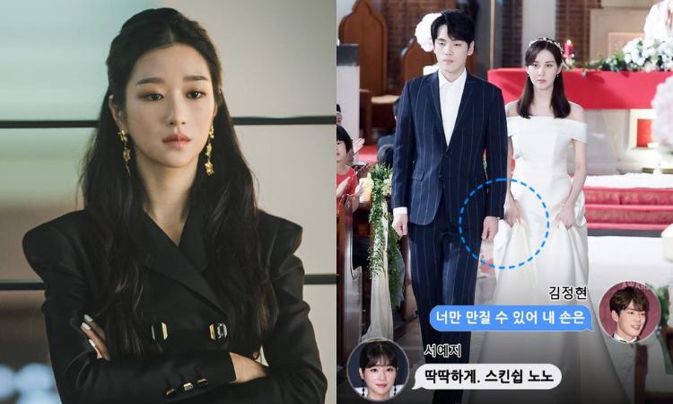 Dispatch revela que Seo Ye Ji es la responsable del mal comportamiento de Kim Jung Hyun en el drama 'Time'