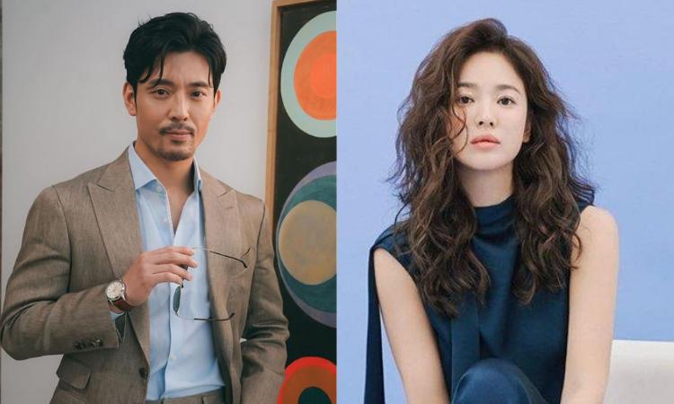 Song Hye Kyo recibe un romántico regalo del actor Kim Joo Hun, ¿Están en una relación?
