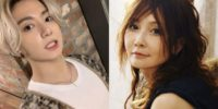 Jungkook de BTS y actriz japonesa You