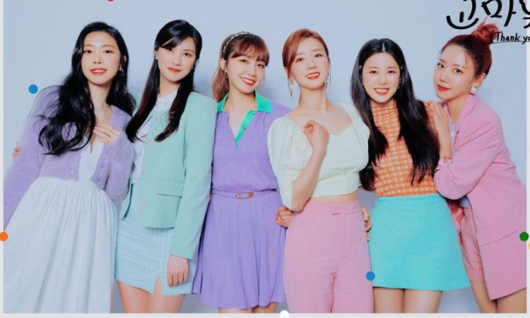 Integrantes de Apink excepto Naeun renuevan contrato con Play M Entertainment