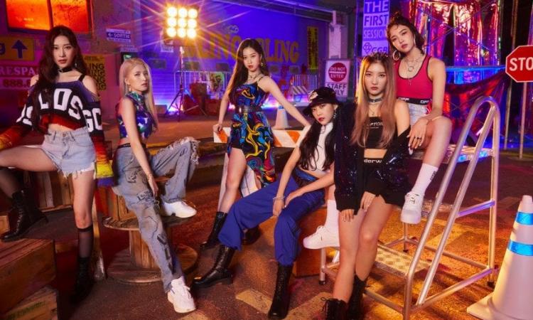 El grupo novato Bling Bling anuncia comeback en mayo