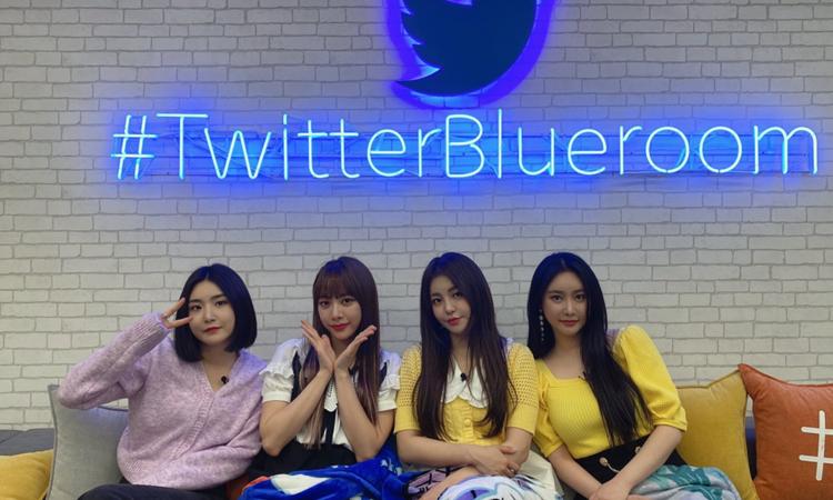 Brave Girls se reunirá con sus fans a través del 'Blue Room Live' de Twitter
