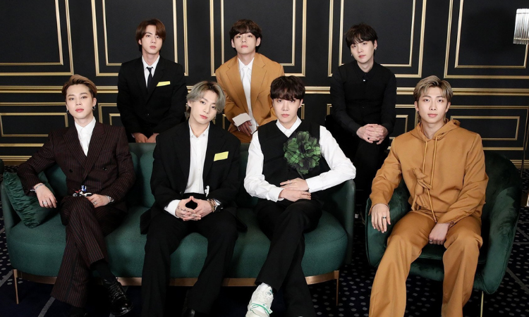 BTS son los nuevos embajadores de la marca de lujo Louis Vuitton