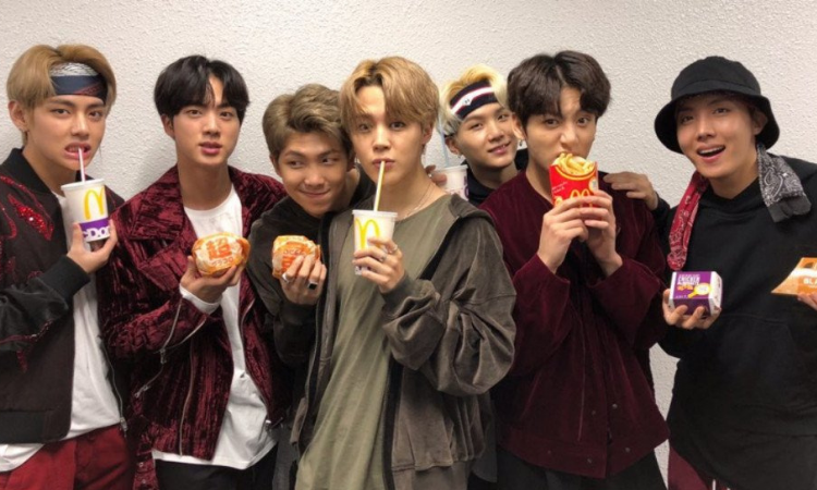 McDonald's lançará o novo Combo 'BTS Meal' em vários países