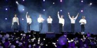BTS en concierto