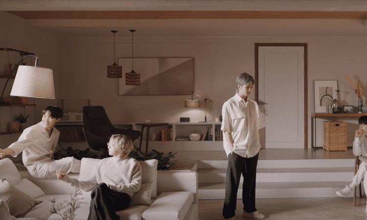 A BTS lançará uma nova canção em maio